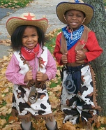 Cowgirl & Cowboy