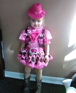 Cowgirl Princess Costume