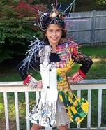 Craylola de Vil Homemade Costume