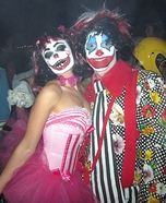 Crazy Clown Couple