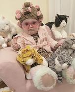 Crazy Cat Lady Homemade Costume