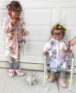 Crazy Old Cat Ladies Homemade Costume