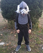 Creature Homemade Costume