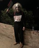 Creepy Clown Homemade Costume