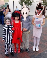 Crew from Beetlejuice Homemade Costume