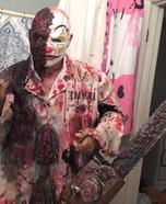 Crispy the Insane Clown Homemade Costume