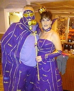 Crown Royal Royalty Homemade Costume