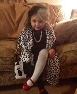 Cruella Da Vil Costume