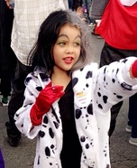 Girl's Cruella DeVille Costume