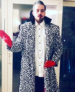 Cruella's Son Homemade Costume
