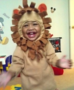 Cuddly Cub Homemade Costume