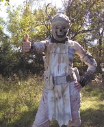 Cultist Follower Homemade Costume