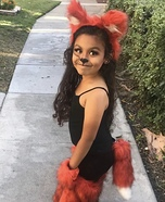 Curious Little Critter Homemade Costume