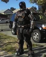 Custom Halo Spartan Armor