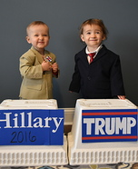 Cute Candidates Homemade Costume
