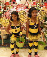 Cute Honey Bees Costume