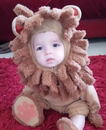 Cute Li'l Lion Costume