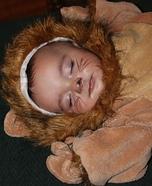 Cute Little Lion BabyCostume