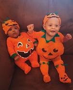 Cute Pumpkins Costume