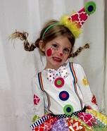 Cutie Clown Costume