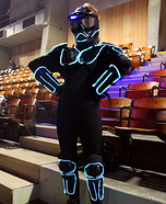 Cyber Warrior Costume