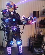 Cyborg - Locutus of Borg Homemade Costume