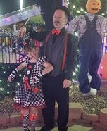 Daddy Puppet Master Homemade Costume