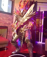 Daedric Homemade Costume