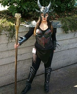Daedric Warrior Costume