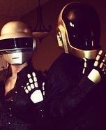 Daft Punk Homemade Costumes
