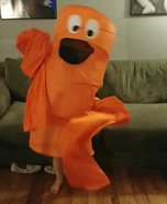 Dancing Guy Costume