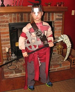 Homemade Dante costume