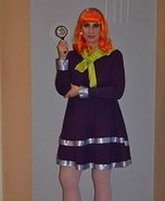 Daphne Blake Homemade Costume