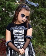 Dark Angel Girl's Costume