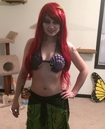Dark Ariel Homemade Costume