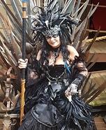Dark Enchantress Homemade Costume