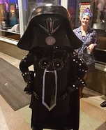 Dark Helmet Homemade Costume