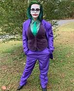 Dark Knight Joker Homemade Costume