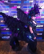 Dark Unicorn Homemade Costume