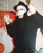 Darkman Homemade Costume