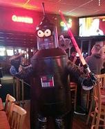 Darth Bender Homemade Costume