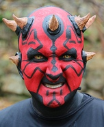 Darth Maul Homemade Costume