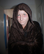 Darth Sidious Homemade Costume