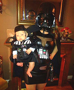 Darth Vader Homemade Costumes