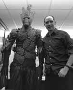 Homemade Adult Groot Costume