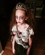 Dead Prom Queen Homemade Costume