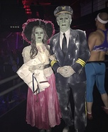 Dead Titanic Victims Homemade Costume
