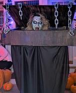 Deadite from The Evil Dead Homemade Costume