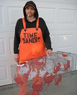 Deadliest Catch / Crab Fisherman Costume