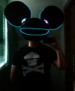 Homemade Deadmau5 Costume